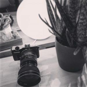 16zu9 Videoproduktion Canon Objektiv Lense