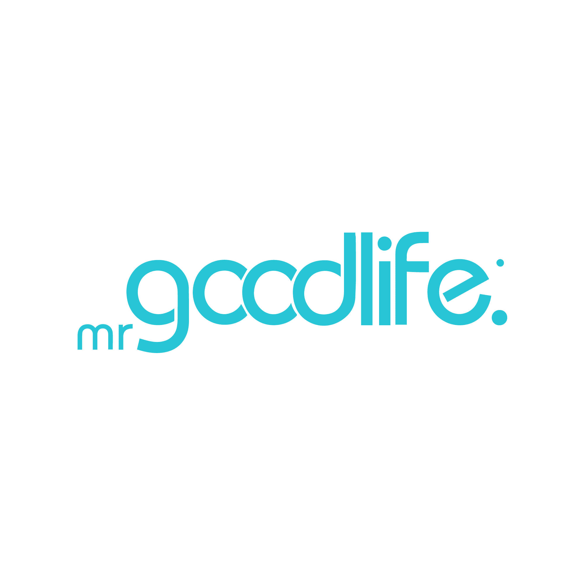 16zu9 MR Goodlife Logo türkis