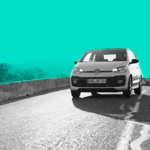 16zu9 Volkswagen VW up! GTI Thumbnail