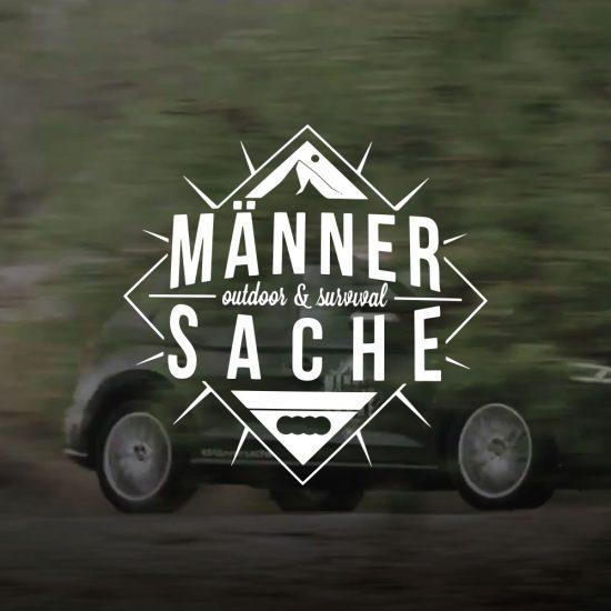 Videoproduktion Männersache Audi SQ5 Thumbnail