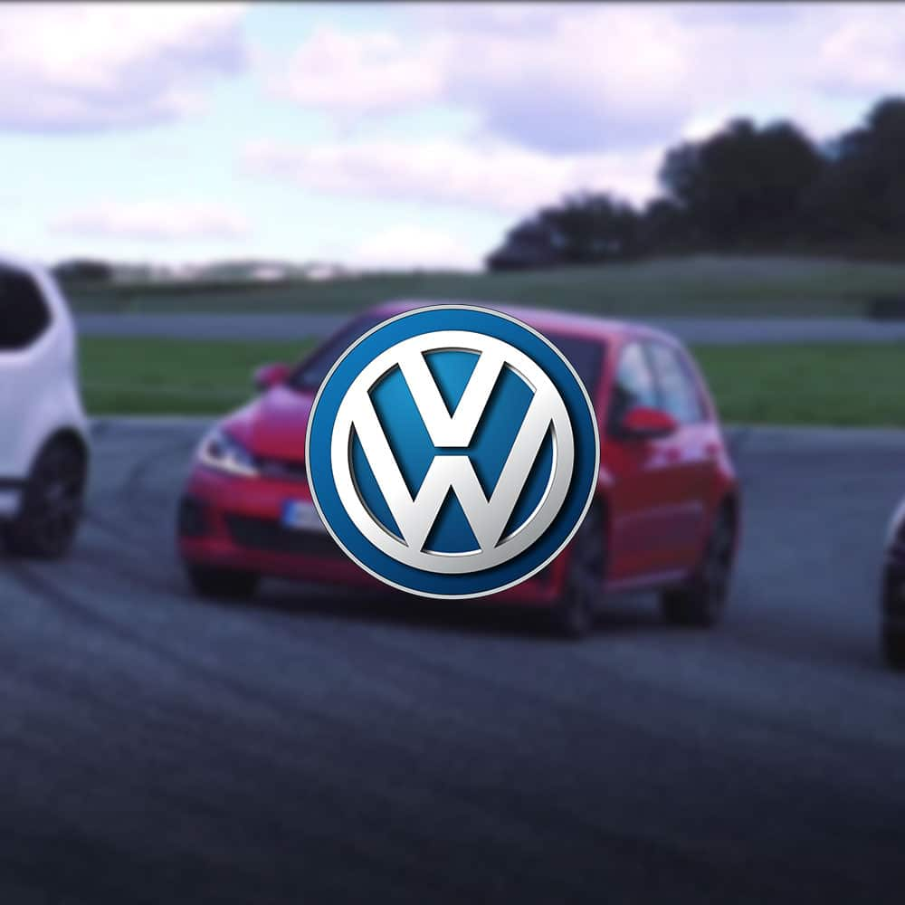 Videoproduktion VW Polo Up Golf GTI Thumbnail