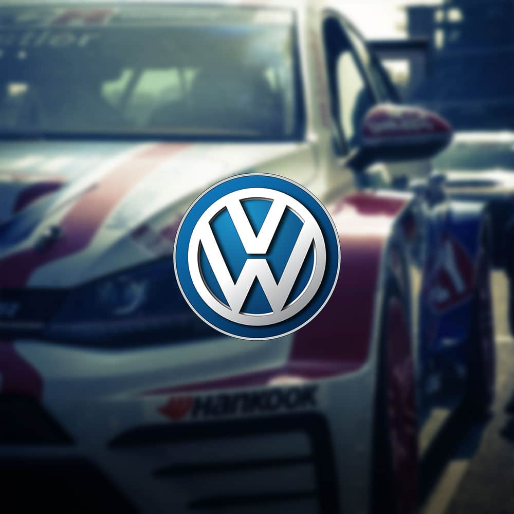 Videoproduktion VW TCR Thumbnail