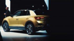 Videoproduktion VW T-Roc Thumbnail 16x9
