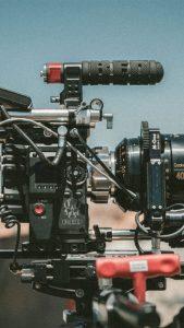16zu9 kamera red equipment