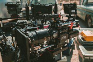 16zu9 equipment camera red 2