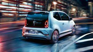 16zu9 volkswagen VW up! GTI projektbild